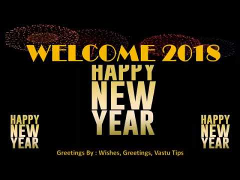 2018 happy new year message new year sms whatsapp video fb status new year wishes free download