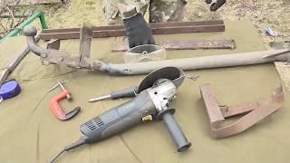 установка и ремонт фаркопа своими руками на ВАЗ 2105