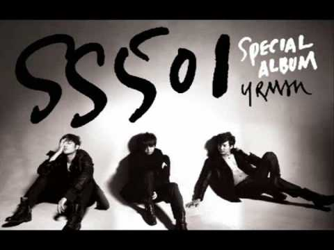 U R Man - SS501 [Special Mini Album UR Man]
