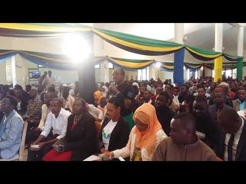 General voices of Youth in  Tanzania National Youth Assembly(8)