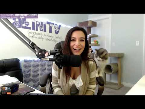 HOTTEST TWITCH STREAMER OF ALL TIME (ALINITY)🍑🍑