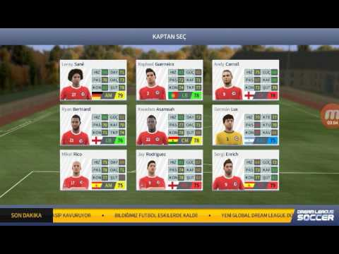 Dream League Soccer 2017 1. Bölüm