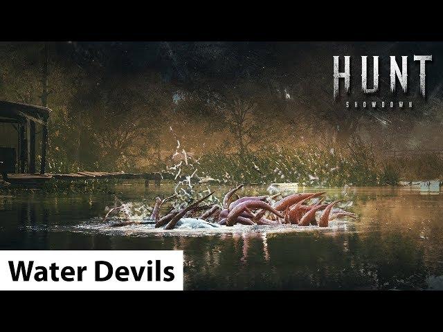 Water Devils | Hunt: Showdown
