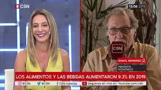 Aumentó la inflación en febrero: Análisis de Ismael Bermúdez