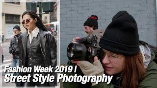 Fashion Week 2019 | Street Style Photography