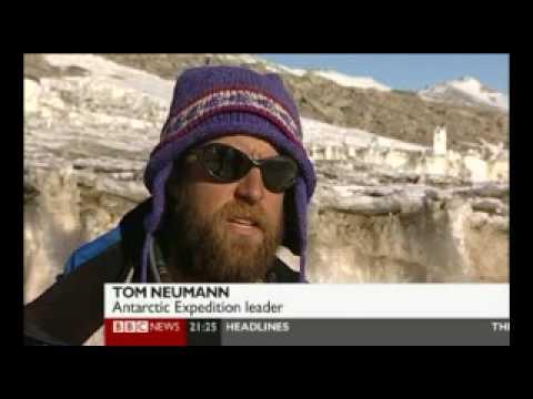 New Signs of Warming At Antarctic