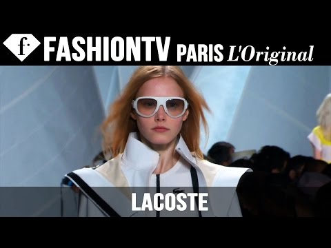 Lacoste: Designer's Inspiration   Spring/Summer 2015 New York Fashion Week   FashionTV