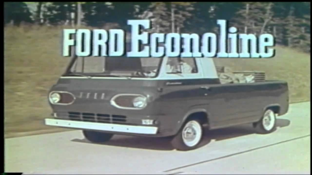 CLASSIC COMMERCIALS - FORD Collection 1950\'s - 1980\'s (1 of 4 ...