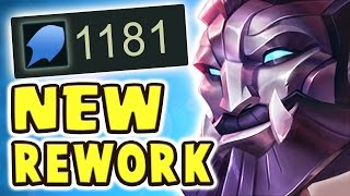 1181 AP THE BEST JUNGLER EVER | NEW GALIO REWORK SPOTLIGHT WHY ARE YOU LIKE THIS 23 KILLS Nightblue3