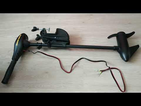 Видеообзор электромотора Minn Kota Endura 30 C2 по заказу Fmagazin