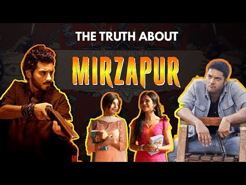 #MIRZAPUR Review - 100% BETTER than Sacred Games?
