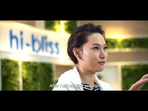 The Miracle of Hi-Bliss Hydrogen Therapy with brand partner - Kate Tsui (Eng)