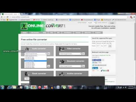 How To Convert An Video File To Mp3 In Seconds