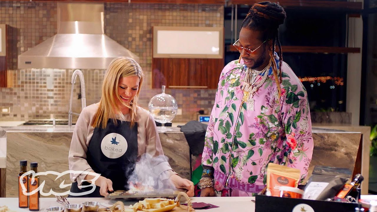 2 Chainz Bakes $500 CBD Edibles | MOST EXPENSIVEST