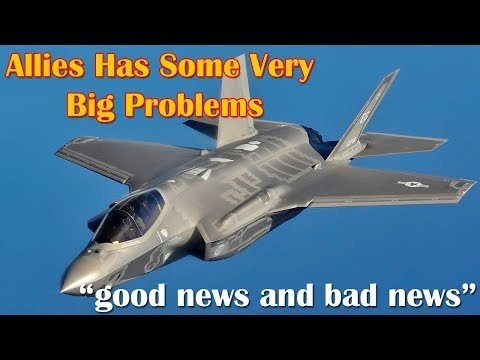 One of America's Key Allies Has Some Very Big Problems with the F-35