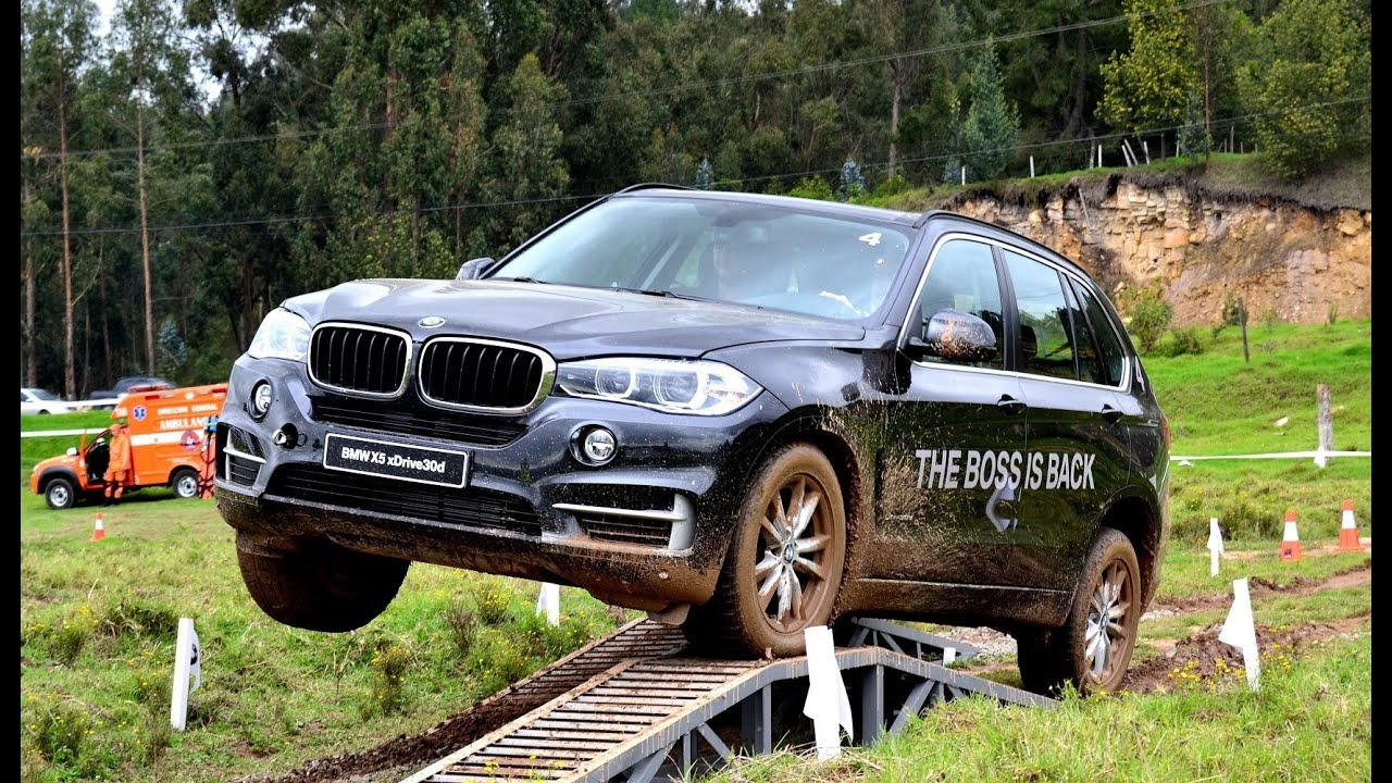 Lanzamiento Bmw X5 2014 F15 Colombia Youtube