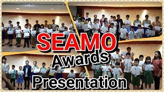SEAMO - Southeast Asian Mathematical Olympiad 2017 AWARD Presentati...