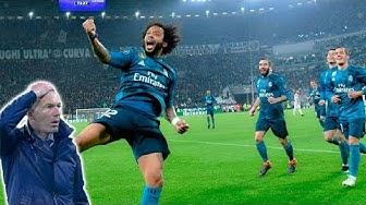 Real Madrid Crazy Goals Under Zinedine Zidane | HD