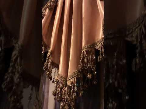 Victorian Drapes