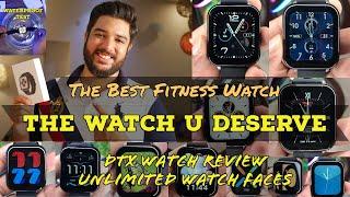 "APPLE IWO DTX Smart Watch |BEST Fitness Watch| AmazFit GTS In Just 4499|1.78"" INFINITY RETINA SCREEN"