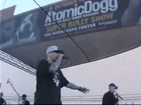 ATOMIC DOGG SUPER BULLY SHOW (DOLLAR SIGN GANG)