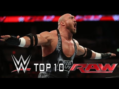 Top 10 WWE Raw moments: October 28, 2014