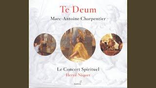 Te Deum, H. 146: Dignare Domine