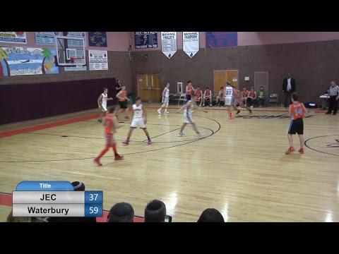 JEC HIGH SCHOOL VS WATERBURY