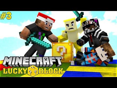 Oops Club Minecraft Lucky Block Challenge - End: Buron, người có công với cuộc chiến