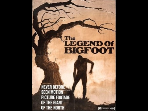 The Legend of Bigfoot (1975)