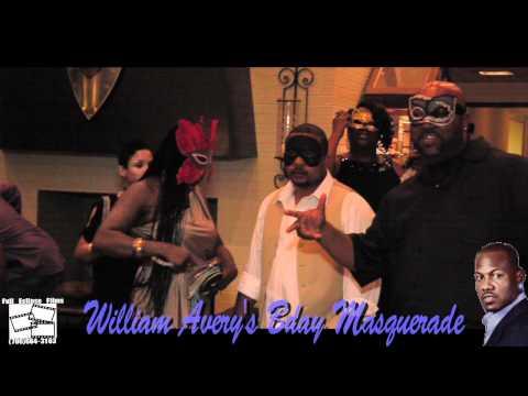 William Avery's Bday Masquerade