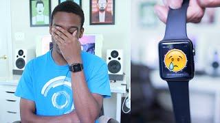 I Broke My Apple Watch