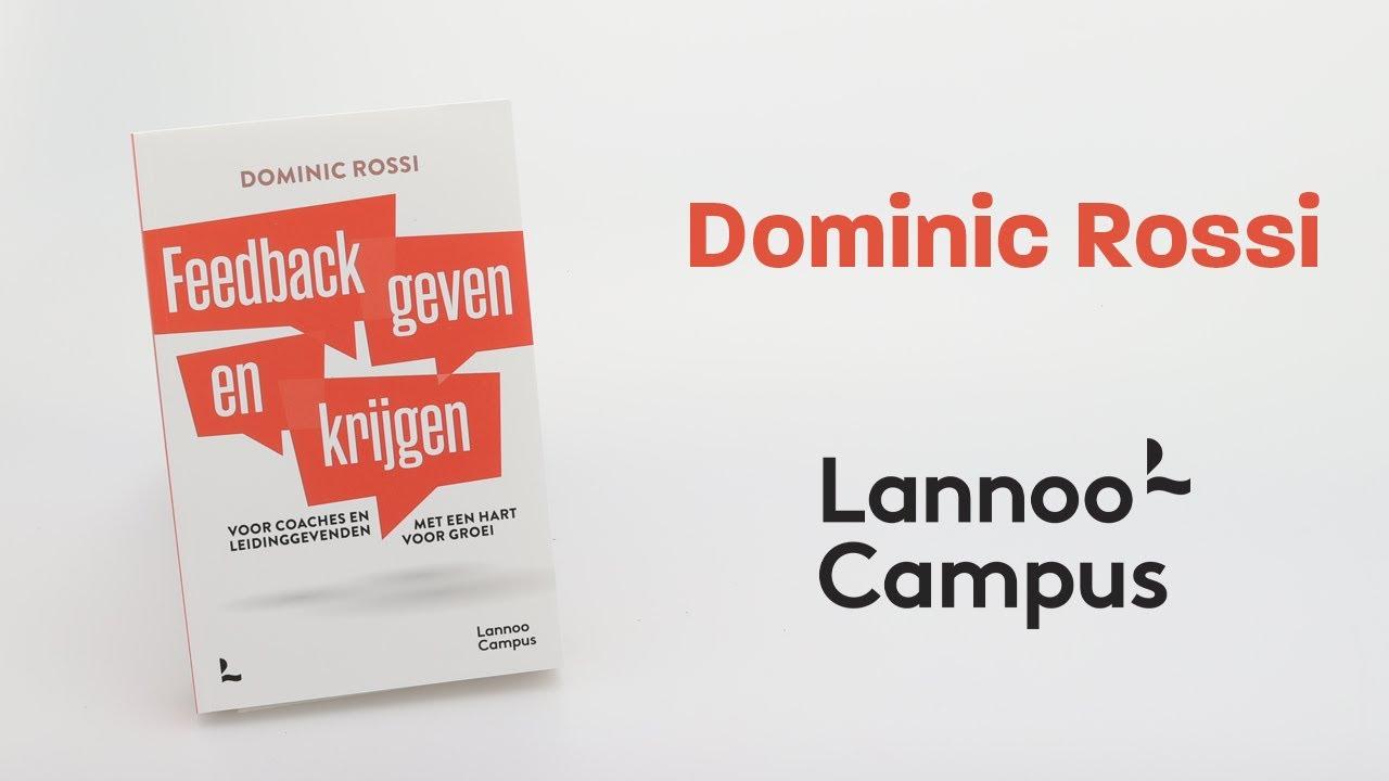 The Boxring met Dominic Rossi - in samenwerking met Lannoo Campus.