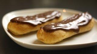 Stunning Gluten Free Chocolate Eclair Recipe