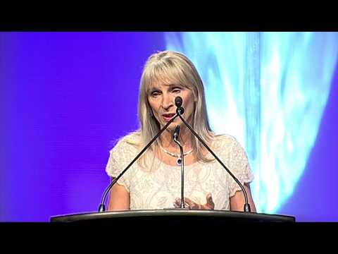 Sally Arnold Diamond Mine Speech - Calgary 2013