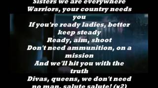 Little Mix - Salute Lyrics Mp3