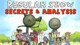 The End of Regular Show - Secrets, Analysis, & Stuff YOU MISSED!