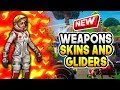 NEW WEAPONS, SKINS AND GLIDERS COMING TO FORTNITE BATTLE ROYALE (SEASON 3)