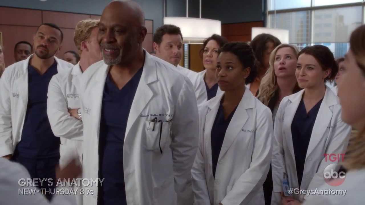 Bailey's Surprise Sneak - Grey's Anatomy - YouTube