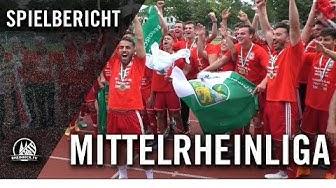 SV Bergisch Gladbach 09 – SV Breinig (29. Spieltag, Mittelrheinliga)