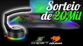 SORTEIO!! PIMP UP MY SETUP #3 - COUGAR BUNKER RGB