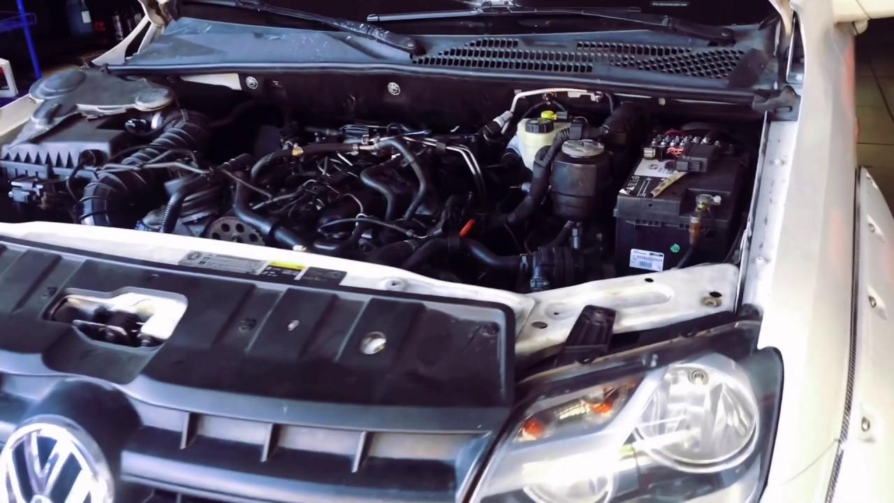 Volkswagen Amarok Falla El Motor Al Calentar