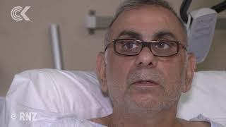 Shooting survivor taking comfort in 'positive impact' of attacks
