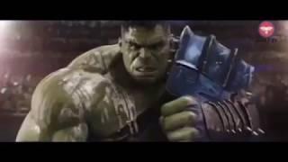 Thor Ragnarök Crack Vid 2