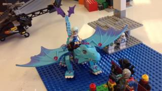 Lego Roblox Naturkatastrophe Überleben