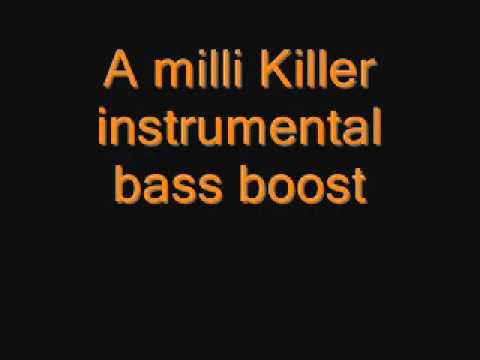 A Milli Killer instrumental