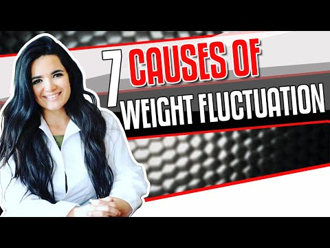 7 Causes of Weight Fluctuation | Why am I gaining weight?