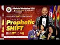 Join us for The Prophetic SHIFT Conference in Houston, Texas (USA) on the 28th of July 2019