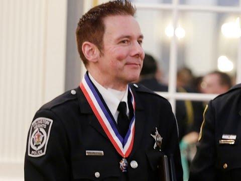 Arlington Heights 'Officer of the Year'