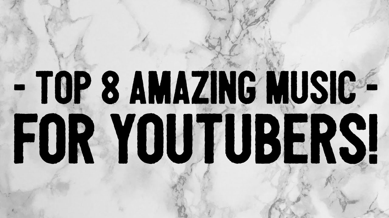 Top 8 Cool Intro Outro Music For Your Videos Youtube Videos Youtube